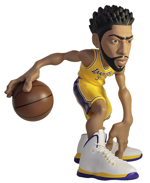 Base4 Ventures Anthony Davis SmALL-STARS Collectible Figure