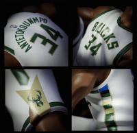 Gallery Image of Giannis Antetokounmpo SmALL-STARS Collectible Figure