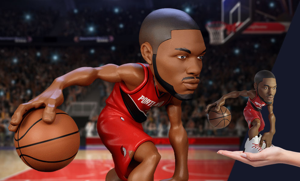 Gallery Feature Image of Damian Lillard SmALL-STARS Collectible Figure - Click to open image gallery
