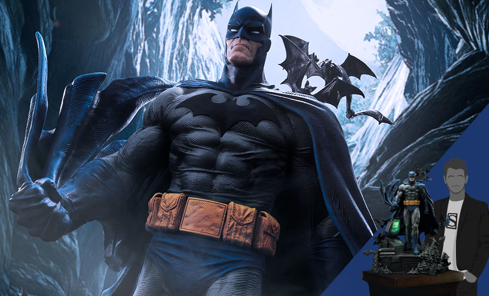 Gallery Feature Image of Batman Batcave Version Statue - Click to open image gallery