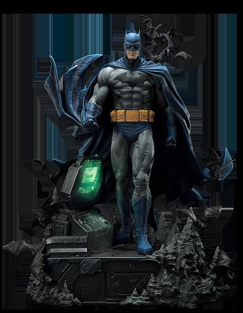 Prime 1 Studio Batman Batcave Version Statue