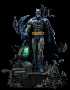 Batman Batcave Version Statue