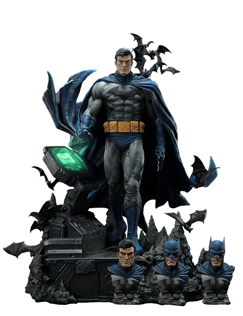Prime 1 Studio Batman Batcave Deluxe Version Statue