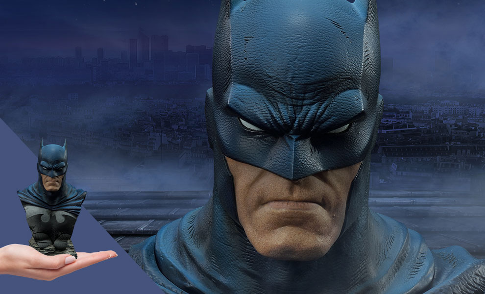 Gallery Feature Image of Batman Batcave Version Bust - Click to open image gallery