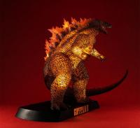 Gallery Image of UA Monsters Burning Godzilla Collectible Figure