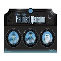 Gallery Image of The Haunted Mansion ReAction Hitchhiking Ghosts 3-Pack Collectible Set