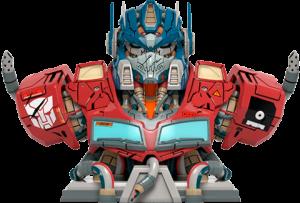Mechasoul Optimus Prime Bust