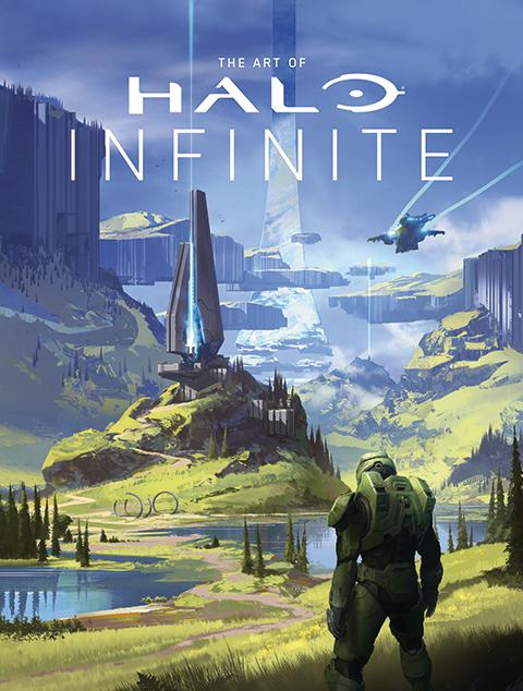 Dark Horse Comics The Art of Halo Infinite (Limited Edition) Book