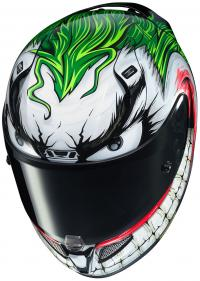 Gallery Image of The Joker HJC RPHA 11 Pro Helmet