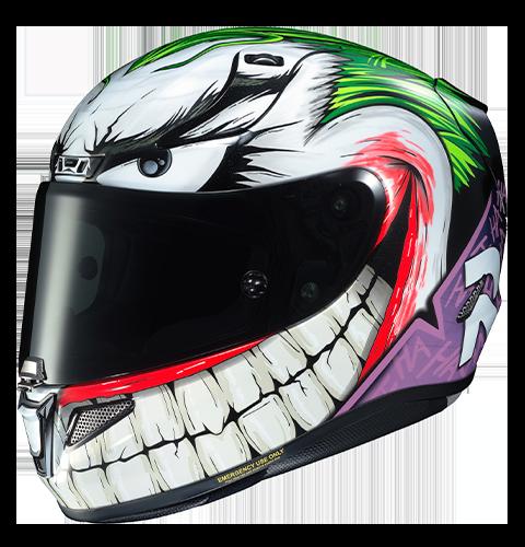 HJC Helmets The Joker HJC RPHA 11 Pro Helmet