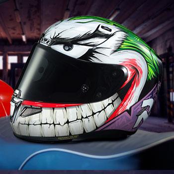 The Joker HJC RPHA 11 Pro Helmet