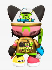 Gallery Image of Never Cry SuperJanky Designer Toy