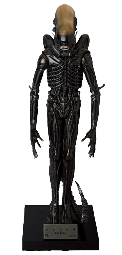 Medicom Toy Alien Big Chap Statue