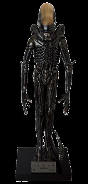 Alien Big Chap Statue