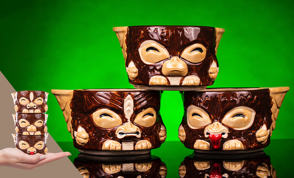 Gallery Feature Image of Gremlins (Mogwai Variant Stackers) Tiki Mug - Click to open image gallery
