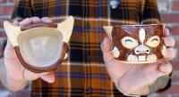 Gallery Image of Gremlins (Mogwai Variant Stackers) Tiki Mug