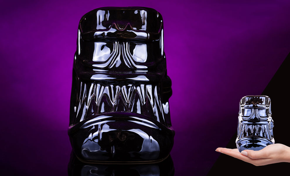 Gallery Feature Image of Venom (Symbiote Variant) Tiki Mug - Click to open image gallery