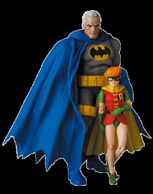 Batman Blue Version & Robin Collectible Figure