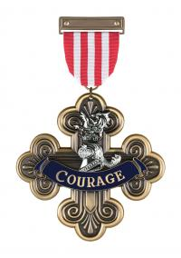 Gallery Image of Courage Medal Replica