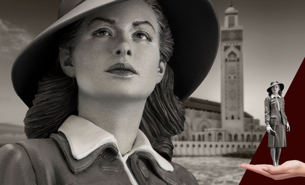 Gallery Feature Image of Ingrid Bergman Statue - Click to open image gallery