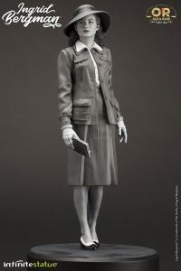Gallery Image of Ingrid Bergman Statue