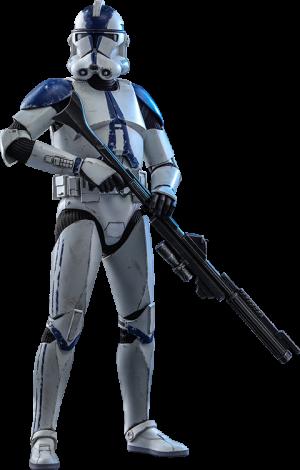 501st Battalion Clone Trooper Sixth Scale Figure