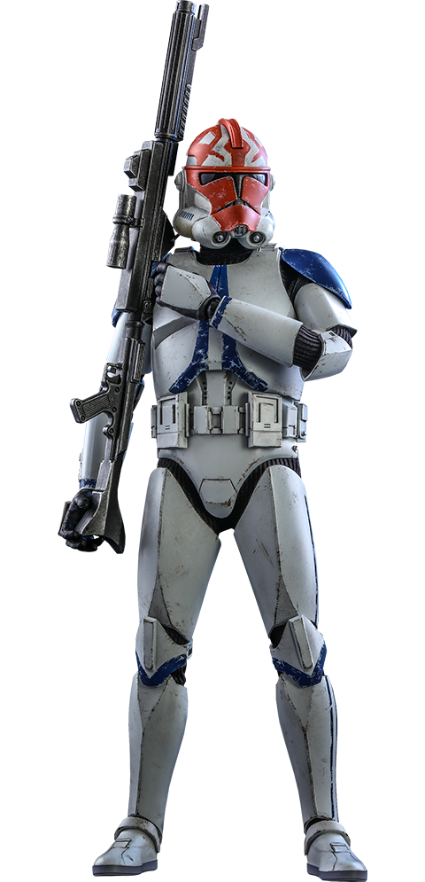 Hot Toys 501st Battalion Clone Trooper (Deluxe) Sixth Scale Figure by Hot Toys Sixth Scale Figure