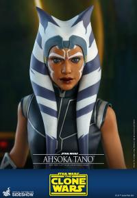 Gallery Image of Ahsoka Tano Sixth Scale Figure