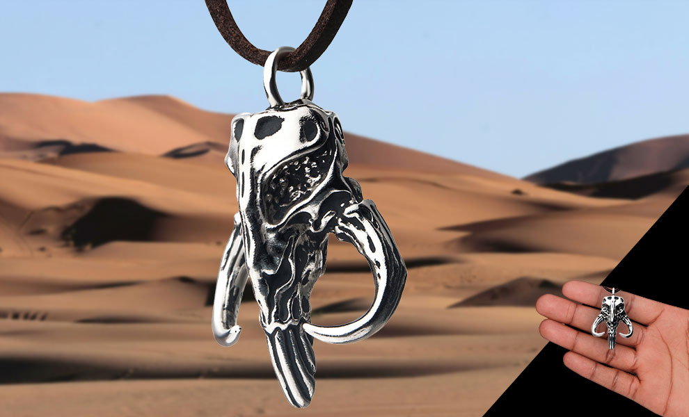 Gallery Feature Image of Mythosaur Necklace Jewelry - Click to open image gallery