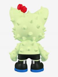 Gallery Image of Glow-in-the-Dark Nopalito SuperJanky Designer Collectible Toy