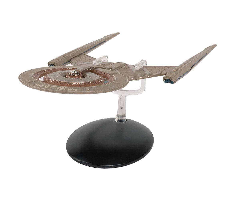 Pré-vente Eaglemoss Star Trek Discovery-XL Edition-USS Discovery NCC-1031