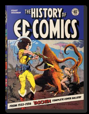The History of EC Comics Book