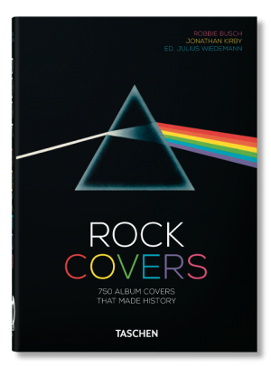 Rock Covers – 40th Anniversary Edition Book