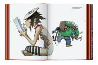 Gallery Image of Jamie Hewlett – 40th Anniversary Edition Book