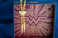 Gallery Image of Wonder Woman Lasso Necklace (Gold) Jewelry