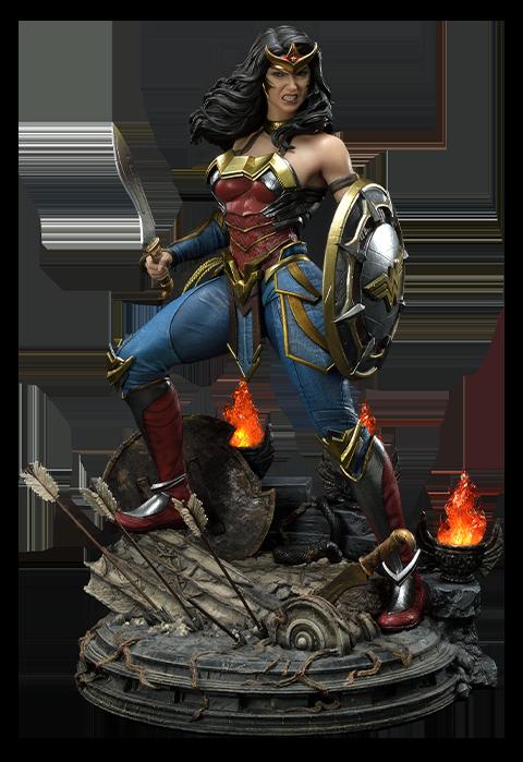 Prime 1 Studio Wonder Woman (Deluxe Version) Statue