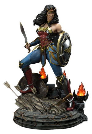 Wonder Woman (Deluxe Version) Statue
