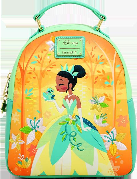 Loungefly Tiana Mini Backpack Apparel
