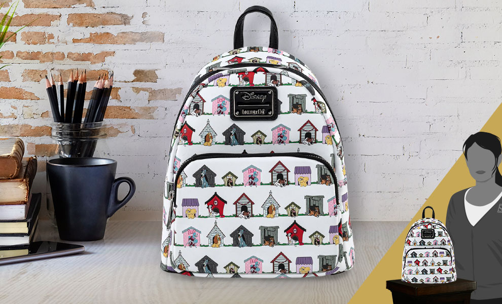 Gallery Feature Image of Disney Doghouses Mini Backpack Apparel - Click to open image gallery