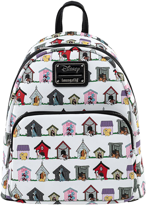 Loungefly Disney Doghouses Mini Backpack Apparel