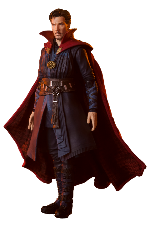Bandai Doctor Strange (Battle on Titan) Collectible Figure