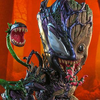 Venomized Groot Collectible Figure
