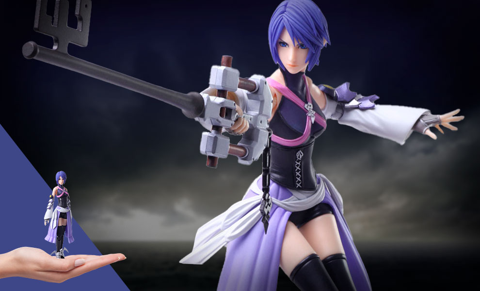 Gallery Feature Image of Aqua Action Figure - Click to open image gallery