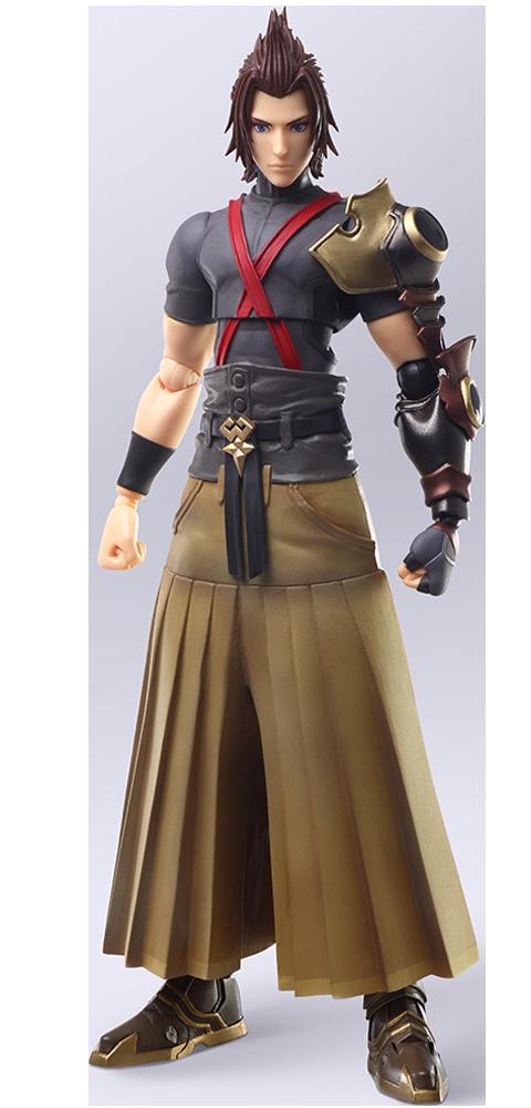 Square Enix Terra Action Figure