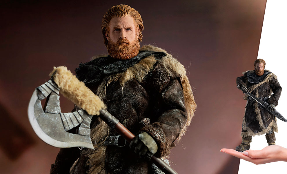 Gallery Feature Image of Tormund Giantsbane Sixth Scale Figure - Click to open image gallery