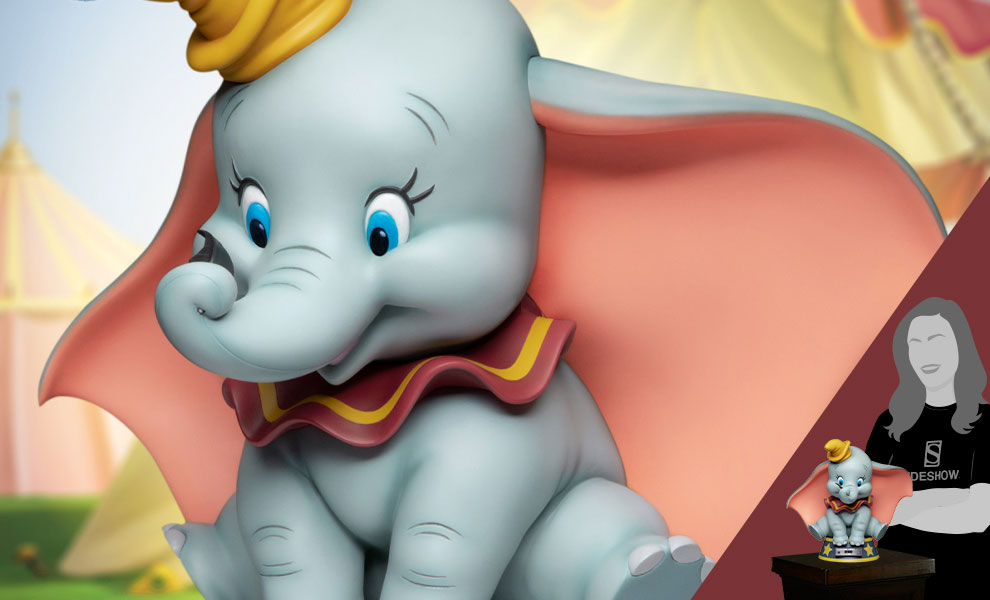 Gallery Feature Image of Dumbo Statue - Click to open image gallery
