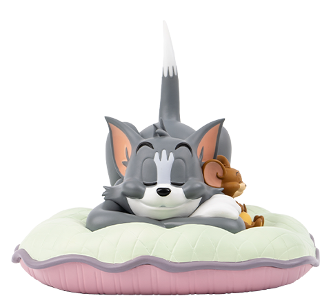 Soap Studio Tom and Jerry Sweet Dreams Collectible Figure