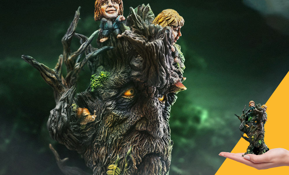 Gallery Feature Image of Treebeard Statue - Click to open image gallery