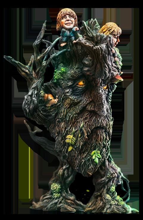 Star Ace Toys Ltd. Treebeard Statue