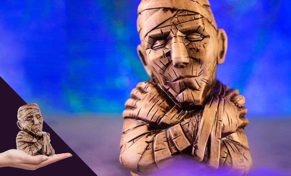 Gallery Feature Image of The Mummy Tiki Mug - Click to open image gallery